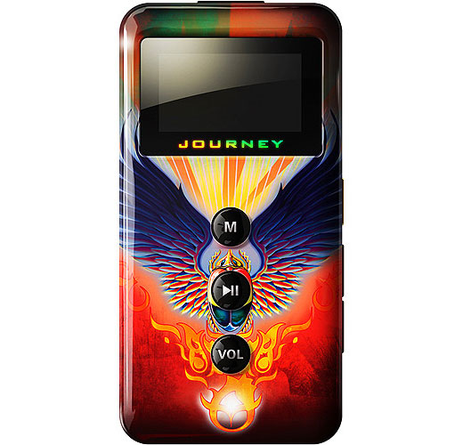 journey. Journey arcade machine.