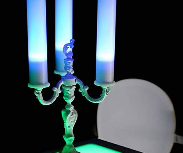 The Candelabra Gets an LED Makeover