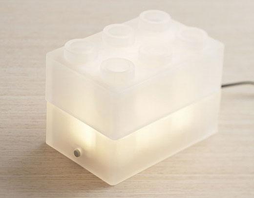 25togo Lego Lamp