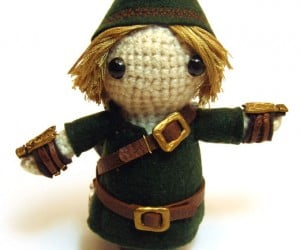 Link Knit Amigurumi: Cuter Than a Bowl Full of Kittens