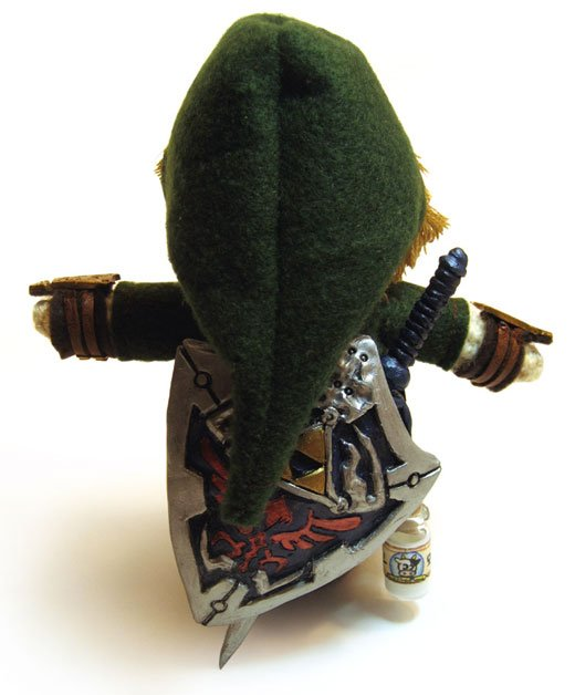 Link Amigurumi by Artoo1121