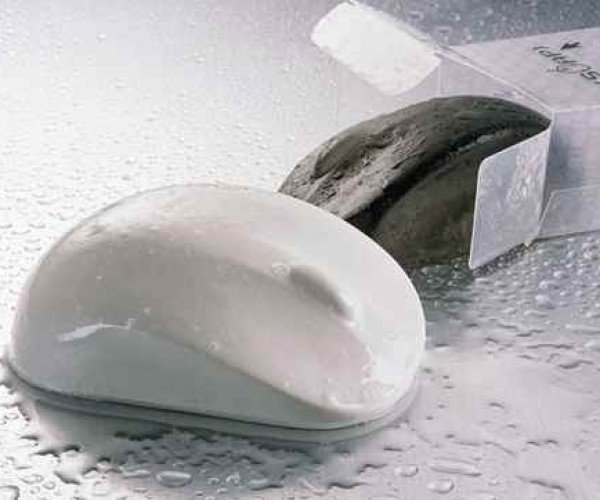 Clean Up Your Act With Mouse-Shaped Soap