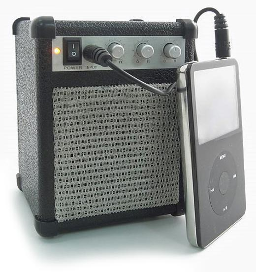 MP3 Mini Amp Speaker