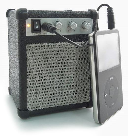MP3 Mini Amp Speaker