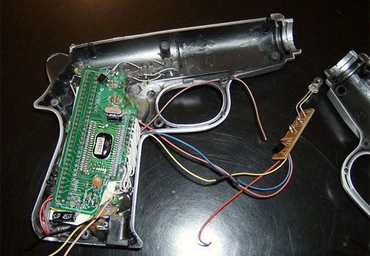 NES in a Light Gun