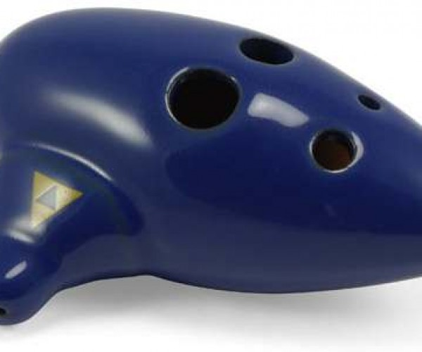 Rock Out Like a Real-Life Link With This Playable Ocarina