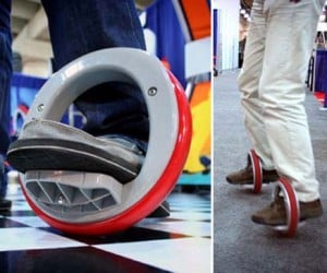 Orbitwheels Turn Rollerblades on Their Side