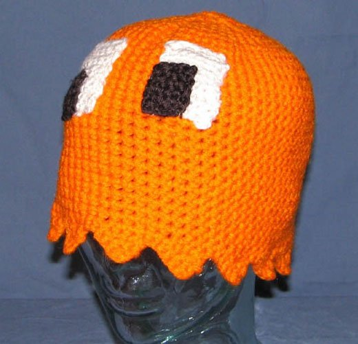 Pac-Man Clyde Hat