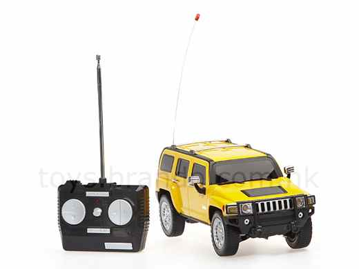 RC Hummer H3