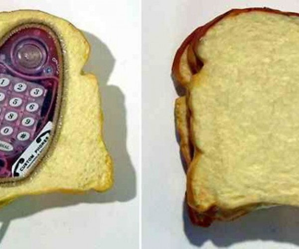 Phones That Look Like Food Don'T Seem So Delicious