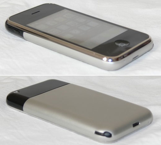 sci phone iphone cloneback