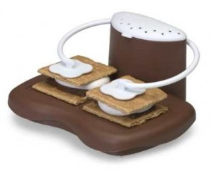 You Probably Don't Need This Quasi-Robotic S'Mores Maker