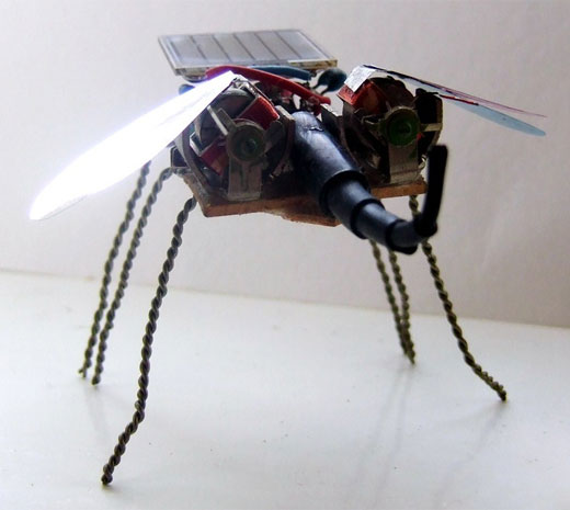 Tinyminds Bugbot Gonzo