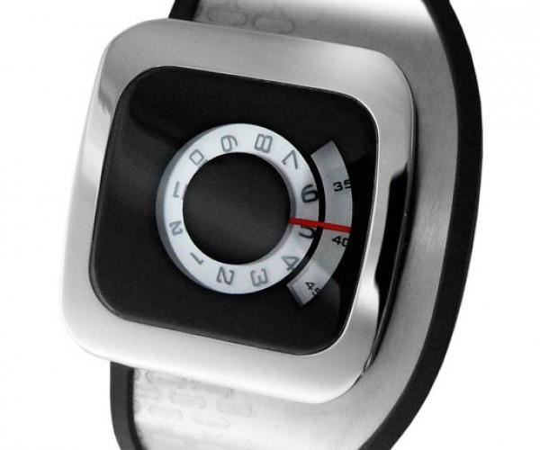 Tokyoflash Nekura Watches: Analog Dial, Modern Style