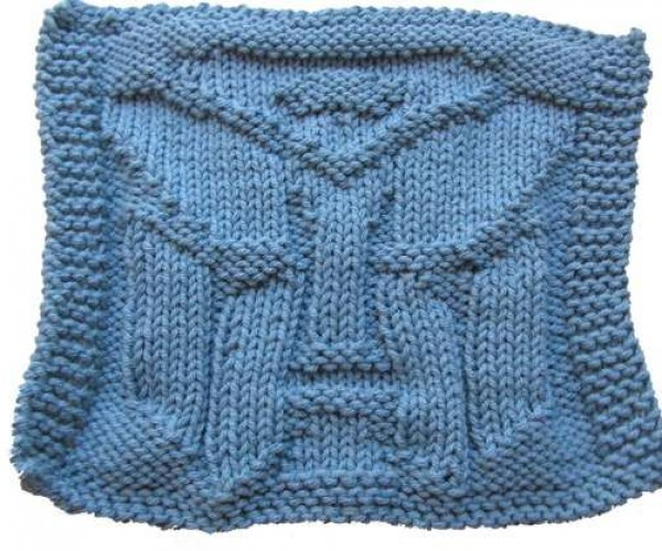 Transformers Washcloth Cleans Your Megatrons (Wink Wink)