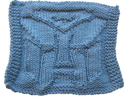 Transformers washcloth