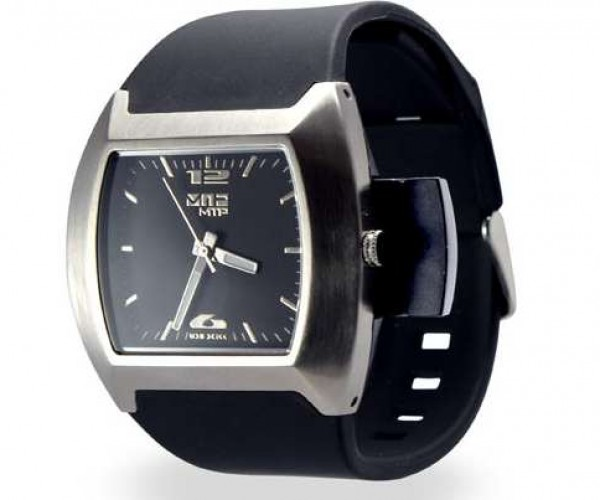 Keep Time and Data: This Watch Hides a 4gb Flash Drive