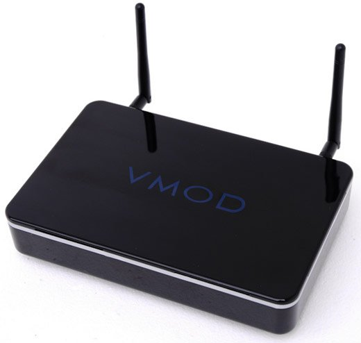 VMOD Mobile Media Box Wi-Fi