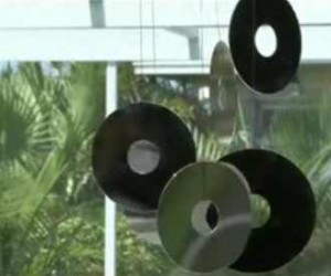 Your Old Hard Drives Reborn as Wind Chimes