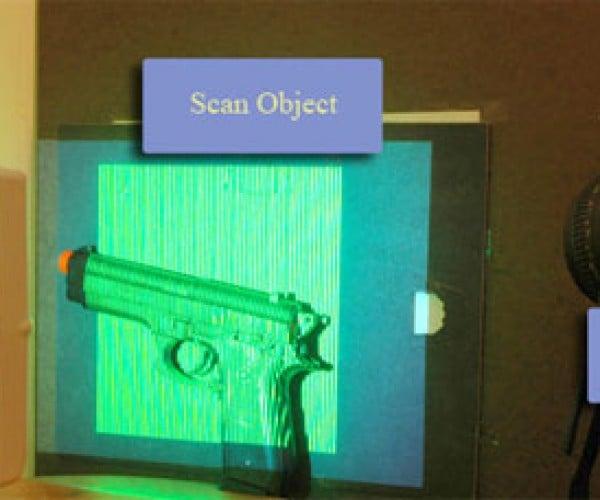 3d3 Flexscan Scans 3d Images on the Cheap