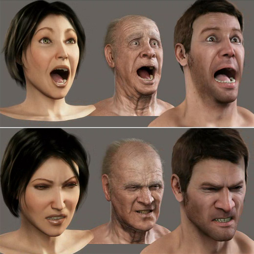 Alter Ego 3d Facial Animations Are Really, Really, Real - Technabob