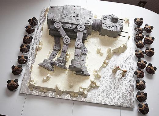 AT-AT Cake