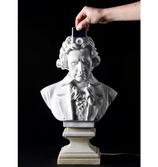 Beethoven iPod Dock