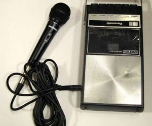 Karaoke Saver: the DIY Breathalyzer Microphone