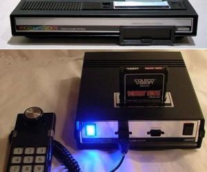 Colecovision Mini Console Hits Ebay [Casemod]
