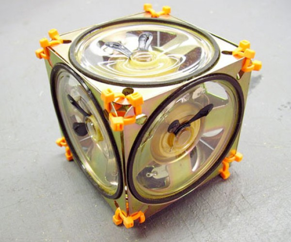 Someone Should Make Speakers That Look Like These