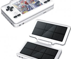 Solar Media Player Emulates NES, Genesis, Gameboy