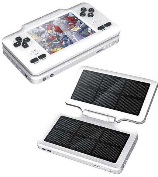 Media Street EM-SOL2GIG MP3 MP4 Game Portable