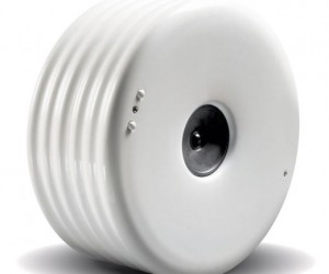 Freewheeler Speaker Looks Like a Tire, Priced Like a Car