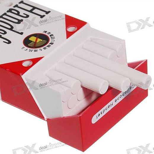 Handsfree Cigarette Box Handset for Mobile Phones