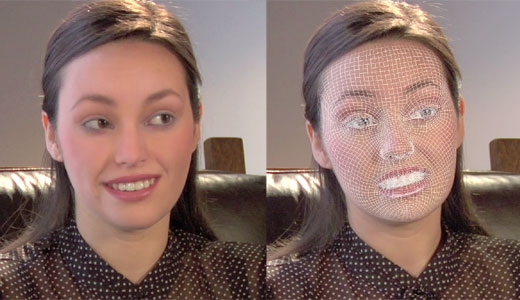 Emily CGI Facial Animation by Image Metrics and ICT