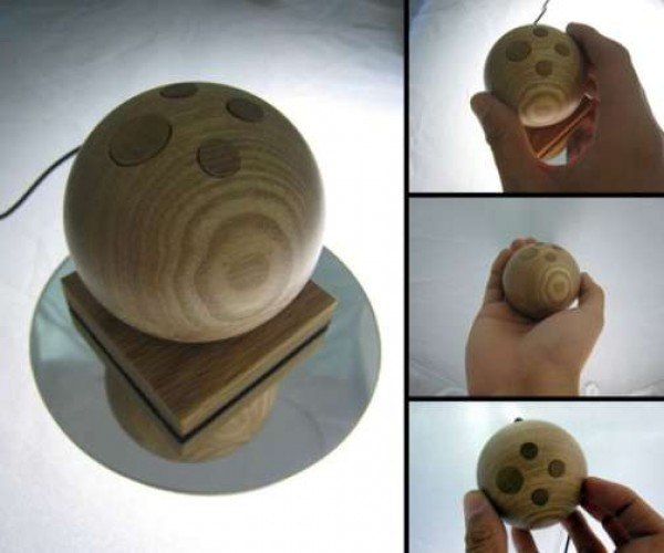 Jupiter Accelerometer Mouse: Whirly, Wood, Weally Expensive