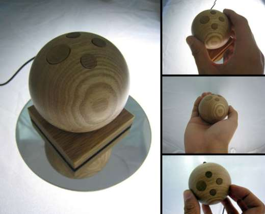 Jupiter Sphere Mouse