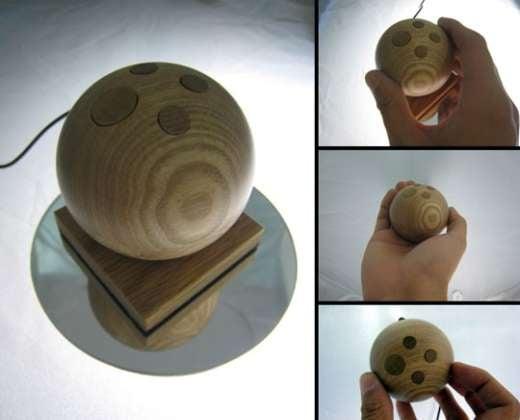 Jupiter Sphere Mouse