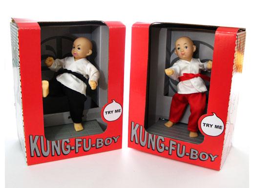 Kung Fu Boy Electronic Toys