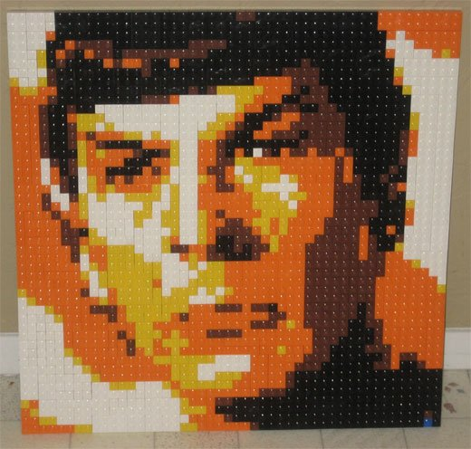 LEGO Spock by Motion5