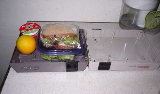 Nintendo Lunch Box