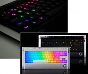 Luxeed LED Keyboard Hits the U.S. (Finally)
