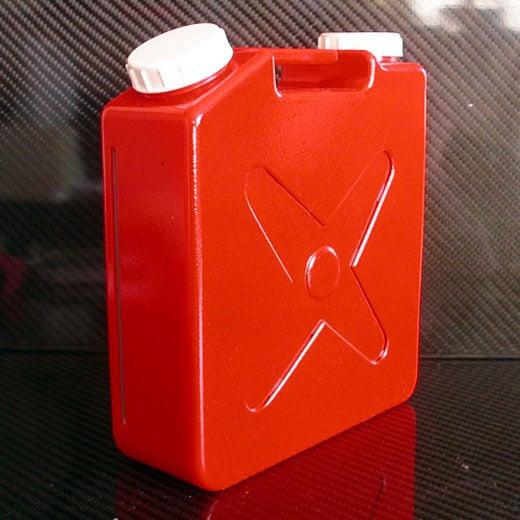 Mac Mini Fuel Can Casemod