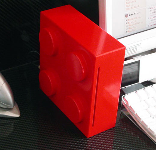 mac mini lego casemod
