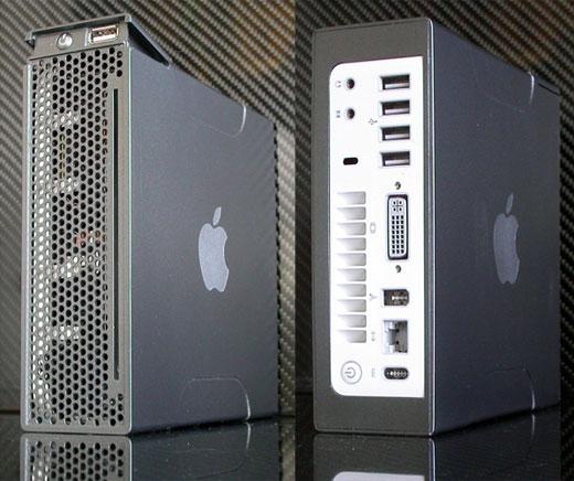 Mac Mini Pro Nano Casemod