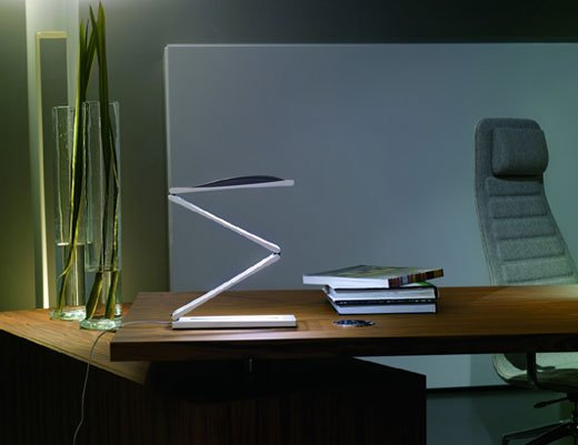 nemo chain led lamp desk