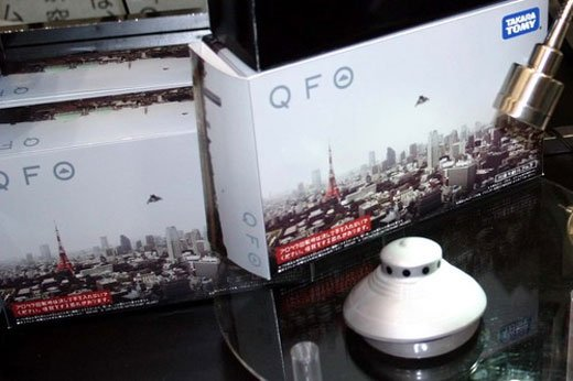 QFO Flying Object TakaraTomy