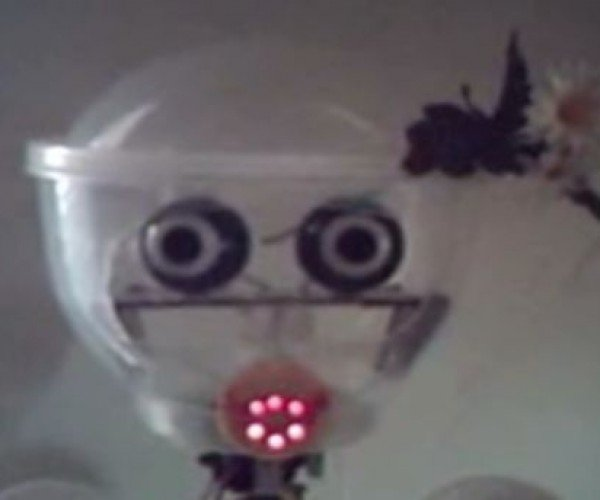 Build a Talking Robot Head (Just Hope It Doesn'T Sass You)