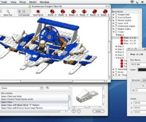 Make Virtual LEGO Creations on Your Mac With Bricksmith