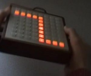 Play a Tilty Game of Snake on a Monome